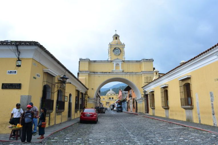 Arco de Santa Catalina, Antígua Guatemala