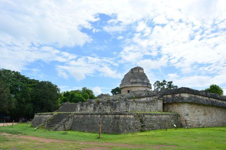 Edifício Caracol, Chichén Itzá