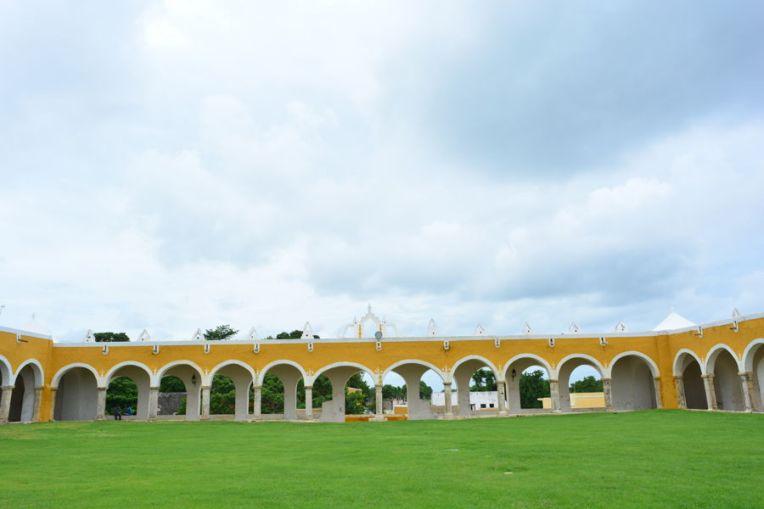 Convento de San Antonio - Izamal