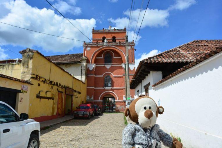 Mucuvinha em San Cristóbal de las Casas