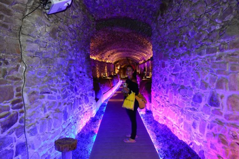 Túnel para o Forte Loreto, Puebla