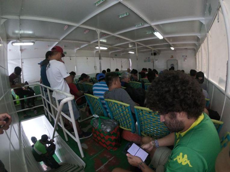 Ferry para Bohol
