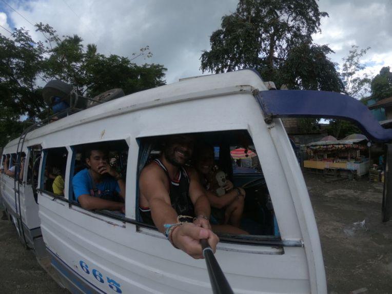 Transporte público em Bohol