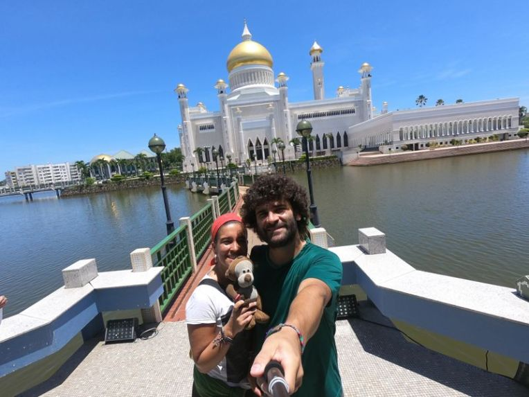 Mesquita de Omar, Brunei