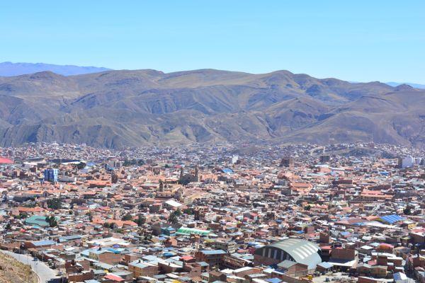 Cidade de Potosí