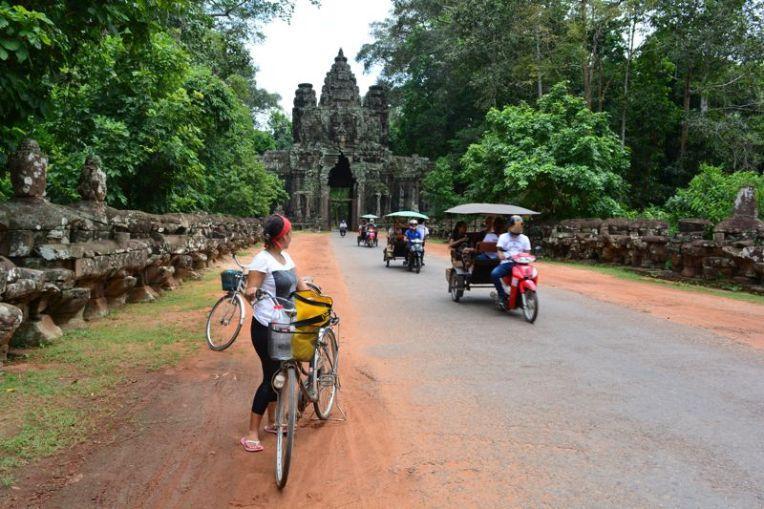 Angkor, Camboja