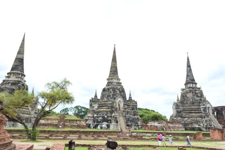 Wat Phra Sri Samphet, Ayutthaya