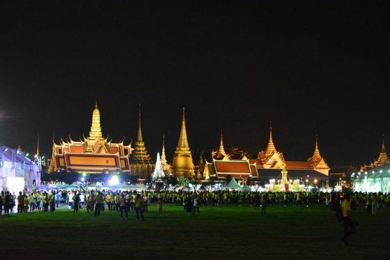 Wat Phra Kaew, Bangkok, Tailândia