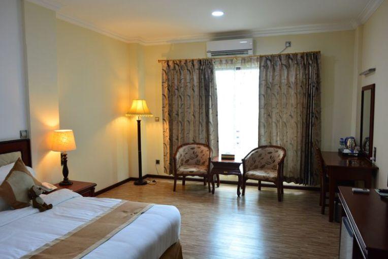 Victoria Palace Hotel, em Mandalay