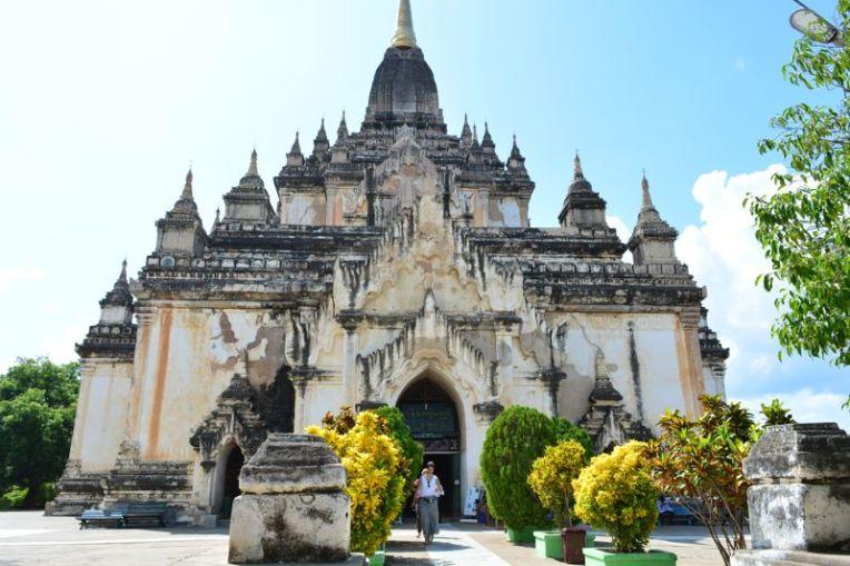 Templo de Thatbyinnyu, Bagan