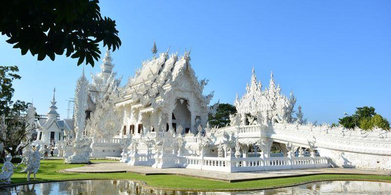 White Temple - Chiang Rai