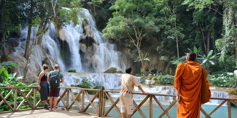 Kwang Si, Luang Prabang