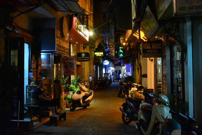 Noite em Hanói