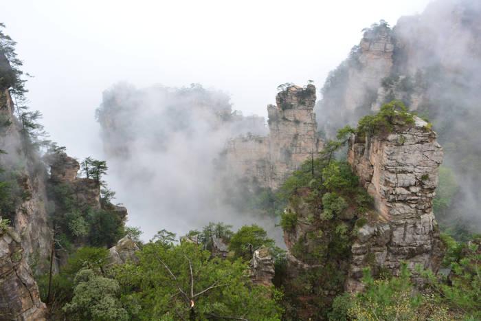 Yangjiajie, Zhanjiajie