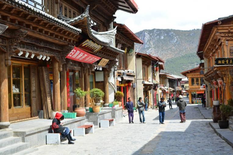 Shangri-lá, China