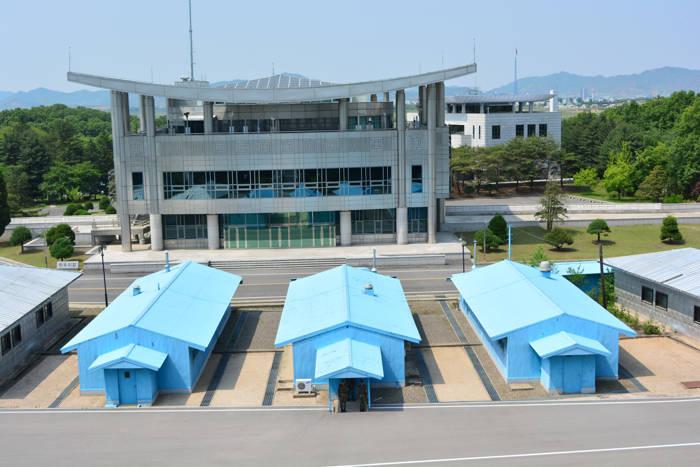 DMZ - Coreia do Norte