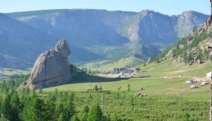 Parque Nacional Terelj, Mongólia