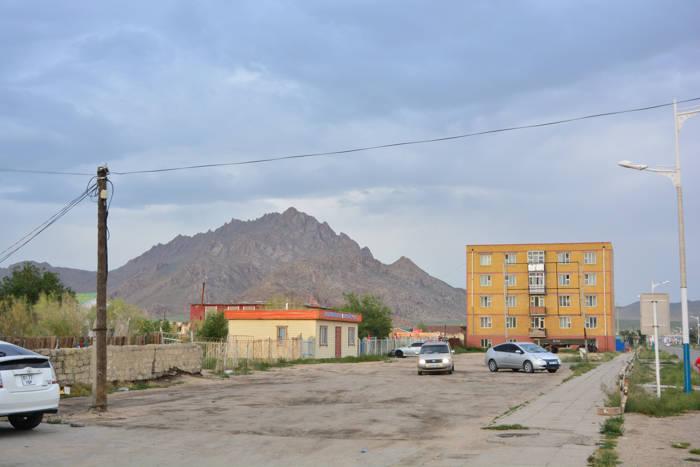 Cidade de Khovd, Mongólia