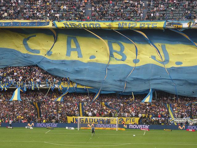 Top 10 clubes com mais títulos internacionais - Boca Juniors
