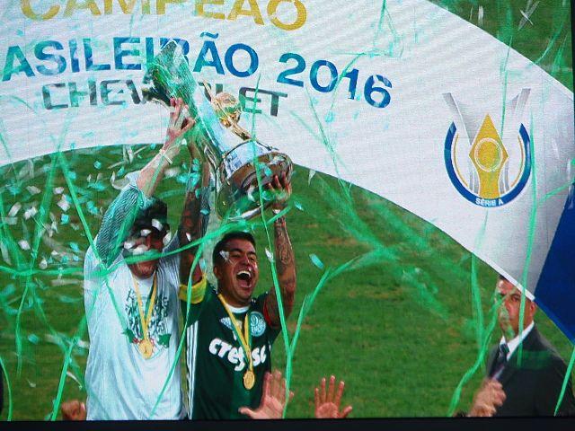 Top 10 clubes com mais títulos nacionais do Brasil - Palmeiras