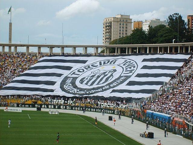 Top 10 clubes com mais títulos nacionais do Brasil - Santos