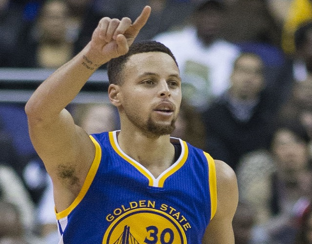 Esportistas mais bem pagos do mundo - Stephen Curry