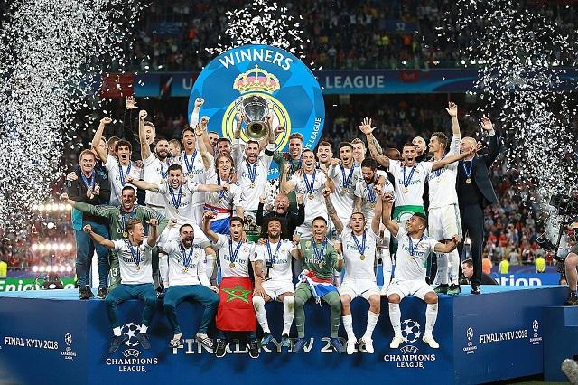 Qual é o time com mais títulos no internacionais no mundo - Real Madrid