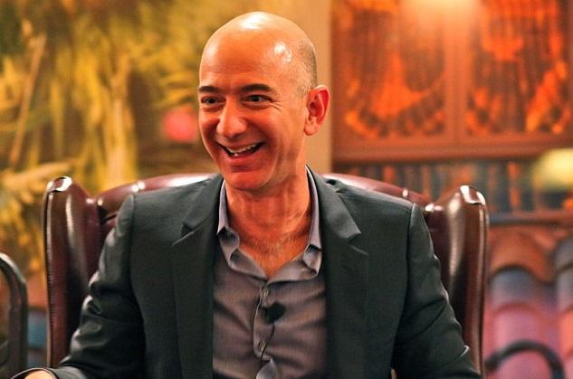 Top 10 homens mais ricos do mundo - Jeff Bezos
