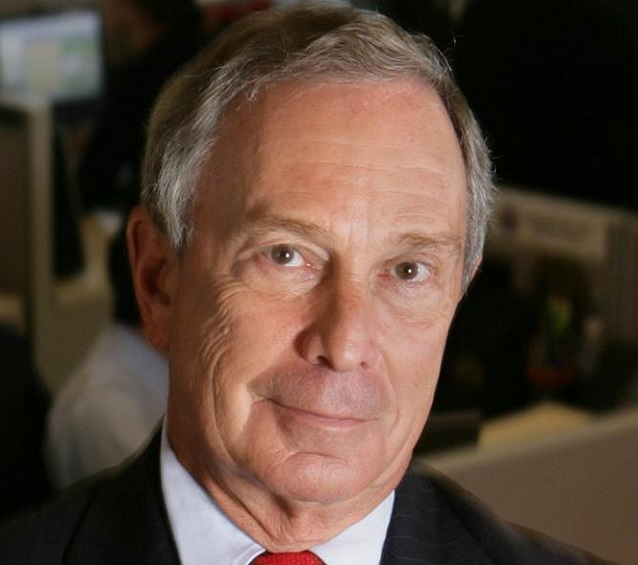 Top 10 homens mais ricos do mundo - Michael Bloomberg