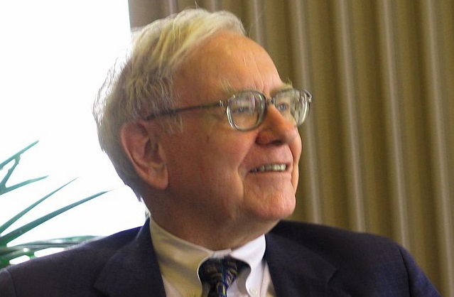 Top 10 homens mais ricos do mundo - Warren Buffett