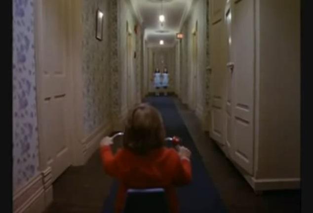 Top 10 melhores filmes de terror de todos os tempos - O Iluminado