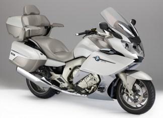 Top 10 motos mais caras do Brasil - BMW K 1600 GTL Exclusive