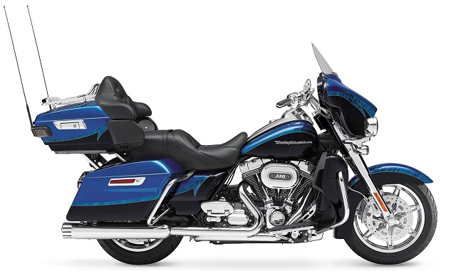 Top 10 motos mais caras do Brasil - Harley-Davidson CVO Limited