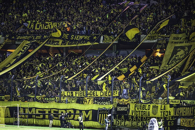 Top 10 clubes com mais títulos da Libertadores - Peñarol