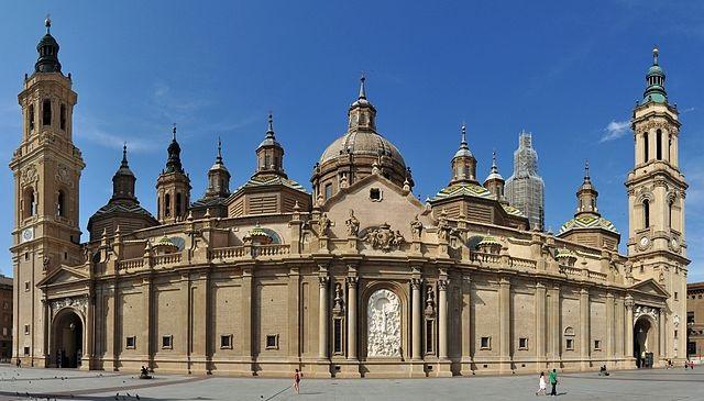 Top 10 maiores templos cristãos do mundo - Catedral-Basílica de Nossa Senhora do Pilar