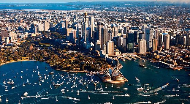Top 10 países mais ricos do mundo - Austrália