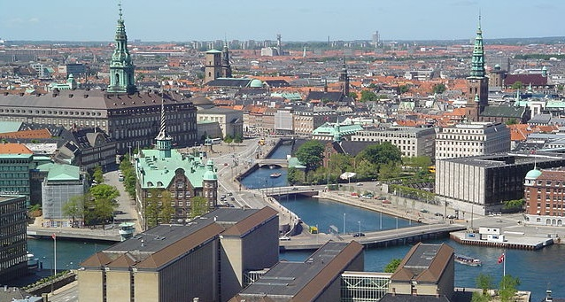 Top 10 países mais ricos do mundo - Dinamarca