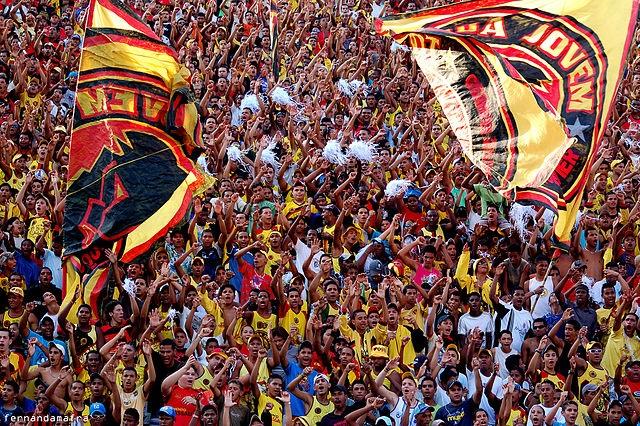Top 10 clubes brasileiros com mais sócios-torcedores - Sport