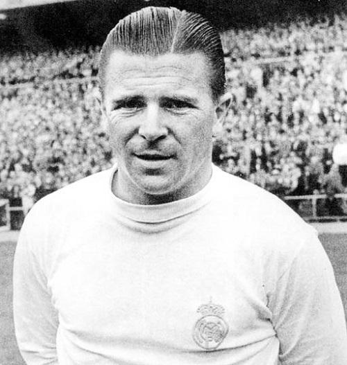 Top 10 maiores artilheiros de futebol de todos os tempos - Ferenc Puskás