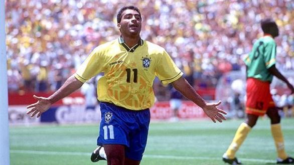 Top 10 maiores artilheiros de futebol de todos os tempos - Romário
