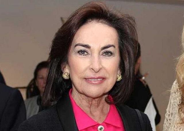 Top 10 mulheres mais ricas do mundo - Iris Fontbona