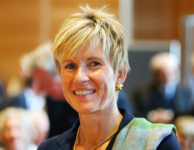 Top 10 mulheres mais ricas do mundo - Susanne Klatten