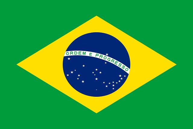 Top 10 países com o maior número de cristãos - Brasil
