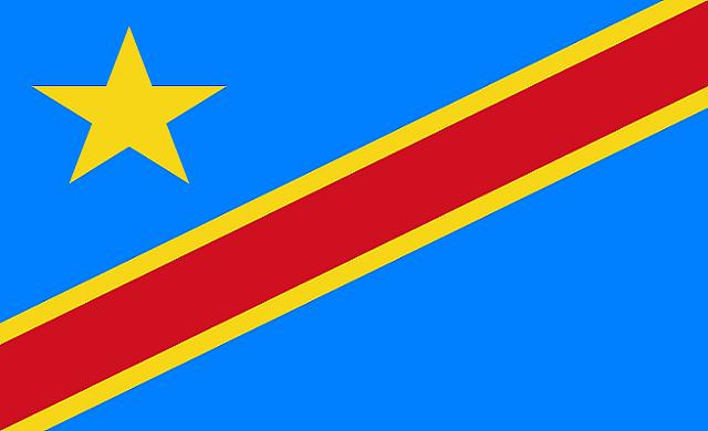 Top 10 países com o maior número de cristãos - República Democrática do Congo