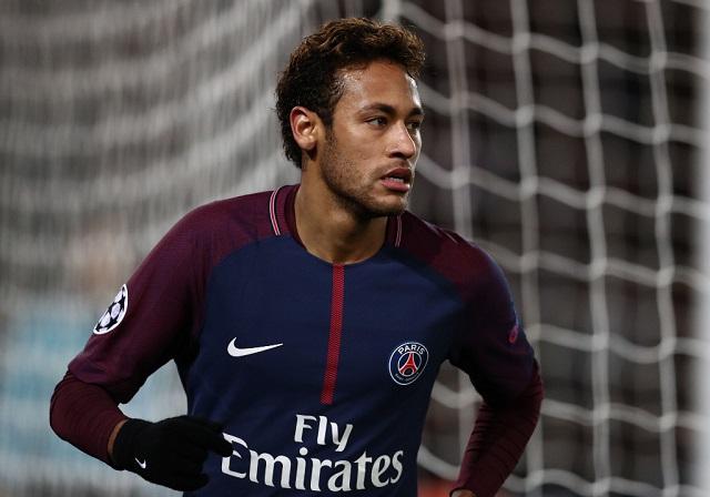 Top 10 atletas mais bem pagos do mundo - Neymar