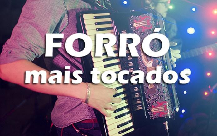 Top 10 músicas de Forró mais tocadas em 2021 (Janeiro)