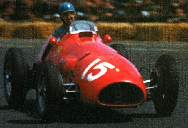 Top 10 pilotos de Fórmula 1 com mais voltas consecutivas na liderança - Alberto Ascari