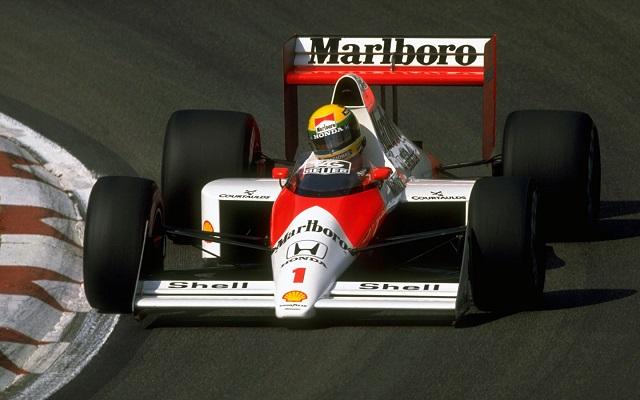 Top 10 pilotos de Fórmula 1 com mais voltas consecutivas na liderança - Ayrton Senna