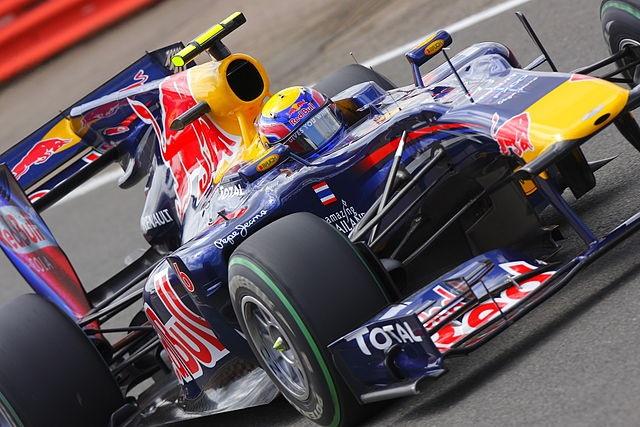 Top 10 pilotos de Fórmula 1 com mais voltas consecutivas na liderança - Mark Webber