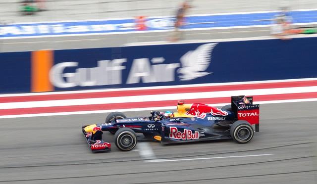 Top 10 pilotos de Fórmula 1 com mais voltas consecutivas na liderança - Sebastian Vettel